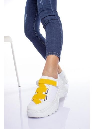 MODAGON Sneakers Sarı